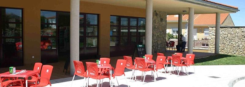 Restaurante Complejo turístico Sardón de los Frailes